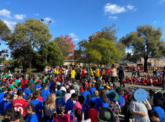 Harmony Day Dance, Multicultural Day Dance, Primary school dance